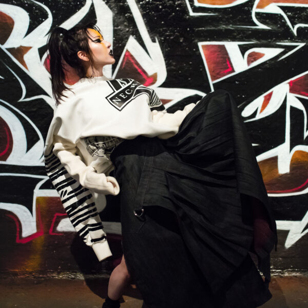 NECROPHELIA CLOTHING SS18 x YUSURA